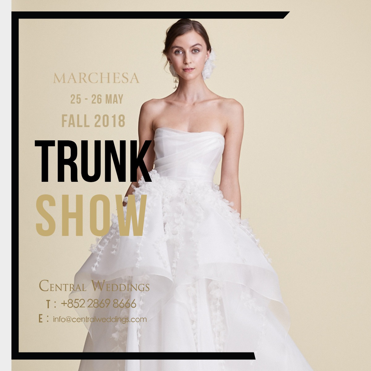 marchesa-bridal-trunk-show-fall-2018-central-weddings